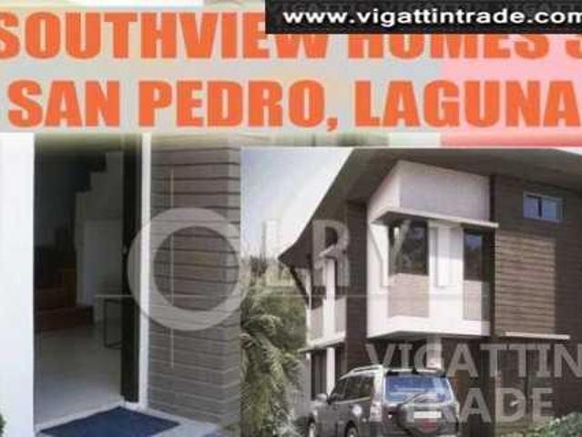 Southview Home Duplex House And Lot In San Pedro Laguna