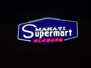 Space For Lease Makati Supermarket