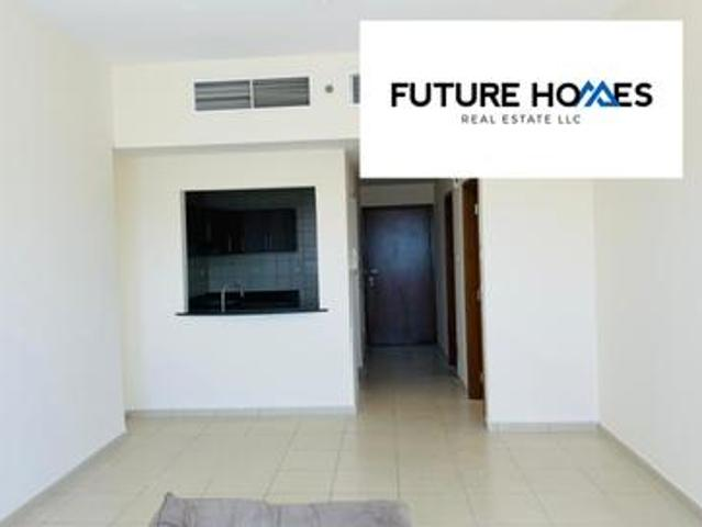 Spacious 1bhk For Rent In Ajman One Tower