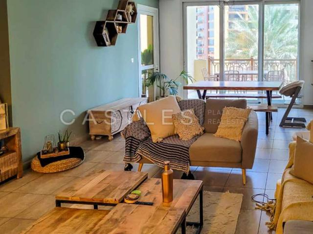 Spacious 2 Bed+maids In Marina Residence