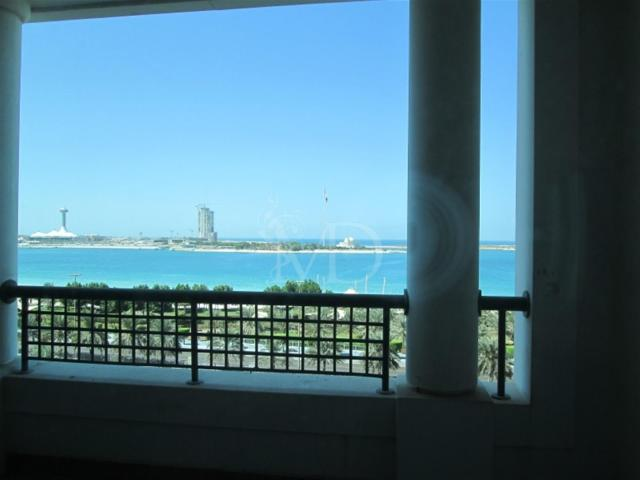 Spacious 4 Bedroom Apartment With Full Sea View! Aed 225,000