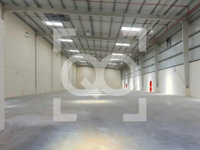 Spacious And Brand New Warehouse With 2 Months Free Rent