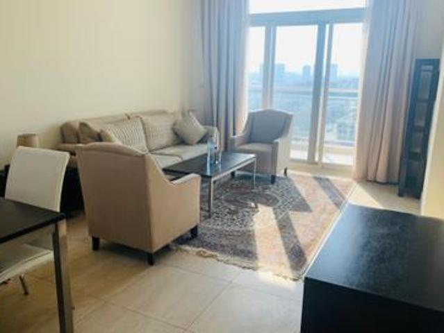 Spacious Fully Furnished 1bed Apartment For Rent