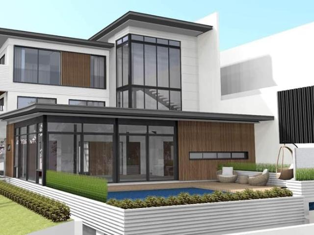 Spacious House And Lot For Sale In Maria Luisa Banilad, Cebu City
