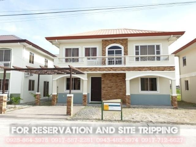 Spacious House And Lot For Sale In Pampanga 4 Bedrooms