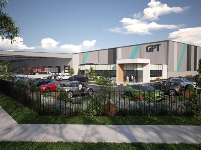 Speculatively Developed Office/warehouse Available November 2021