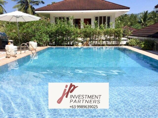 Sprawling Luxurious 5 Bedroom Vacation Home House And Lot For Sale Las Haciendas Laurel Ba...
