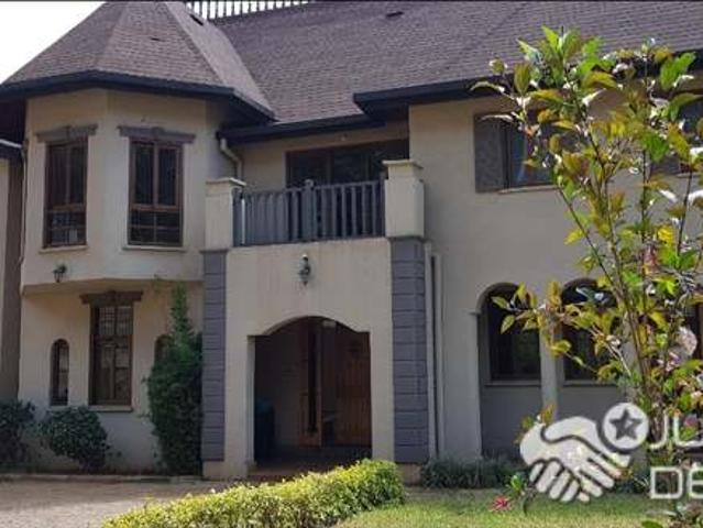 State Of The Art! Lower Kabete Five Bedroom Villa