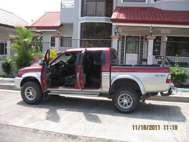 Strada 4x4 diesel automatic very good condition