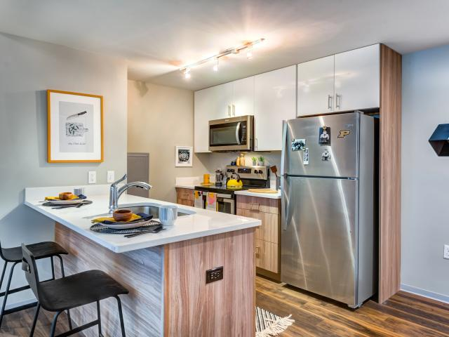 Student Housing Rise On Chauncey West Lafayette