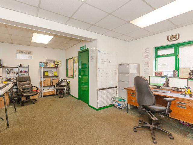 Studio Commercial For Sale In Scoot, Unit B And C, 51 Brunswick Road, Edinburgh, Eh7 5pd O...