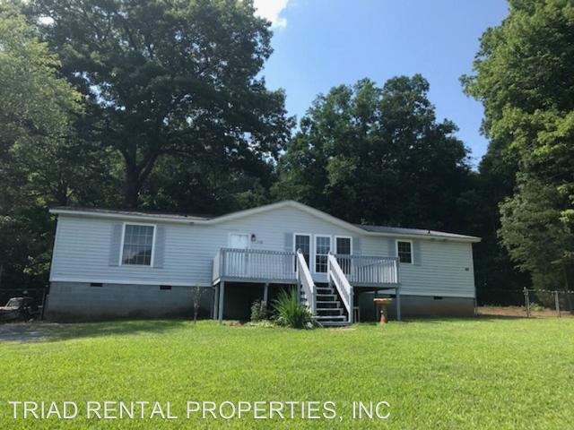 3 Bedroom Home For Rent At 1753 Laughlin Rd, Randleman, Nc 27317