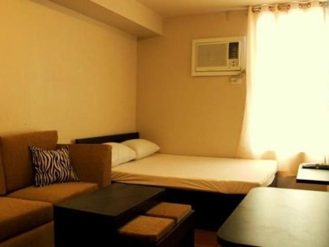 Studio Type Fully Furnished With Pool View