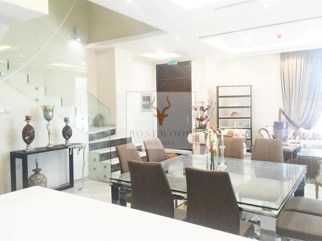 Stunning Contemporary Designed Townhouses 4 Bed With Maid And Elevator Jvc Aed 2,700,000