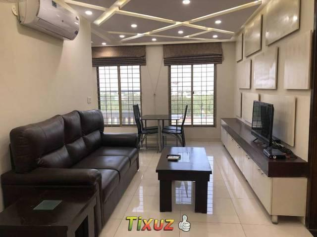 Stunning Fully Furnished One Bed Flat In Bahria Town