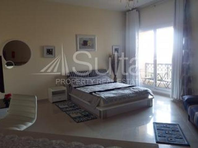 Stunning Furnished Studio Beachfront For Sale