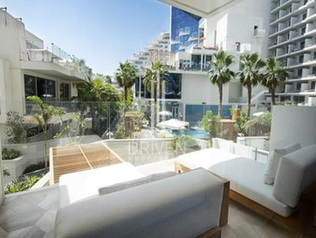 Stunning Sea Views| Fully Furnished 2 Br