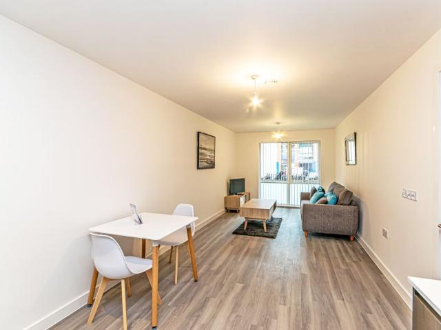 Stylish Flat In Manchester