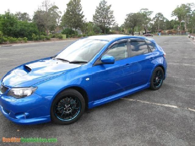 Subaru impreza wrx hatchback for sale
