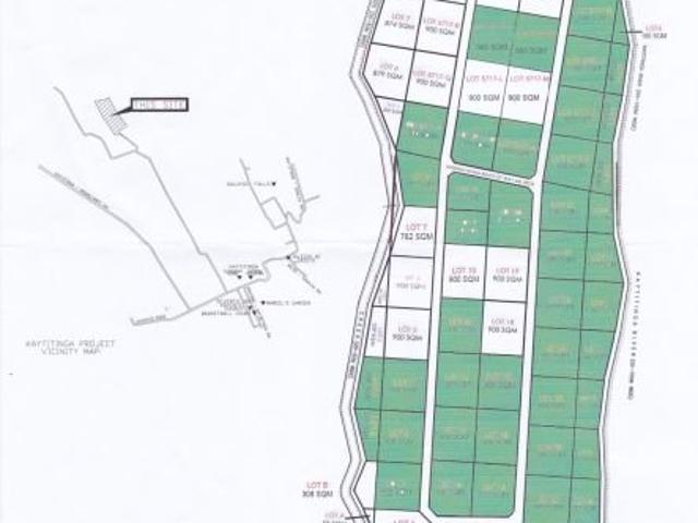 Subdivided Farm Lot For Sale At The City Proper Of Alfonso