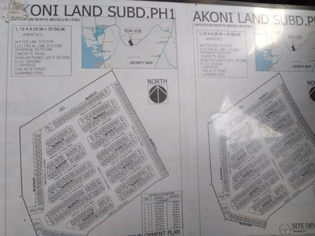 Subdivision Lot For Monthly Installment