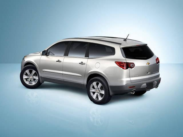 sunset chevrolet 2009 chevrolet traverse. Cars Review. Best American Auto & Cars Review