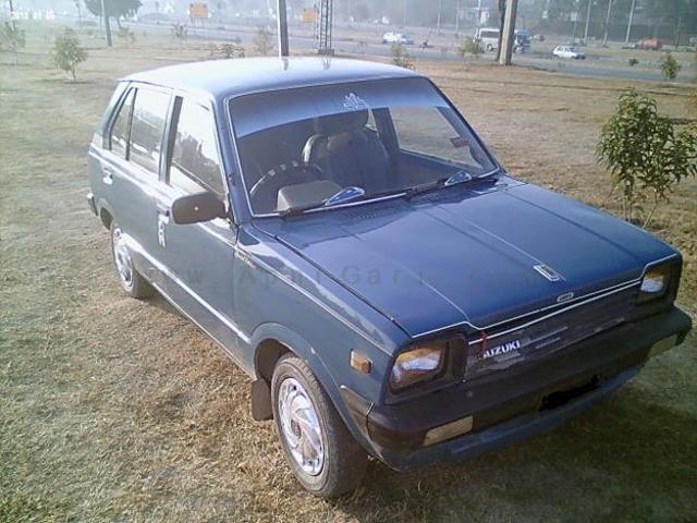 Suzuki 1987 used suzuki fx 1987 for sale in lahore