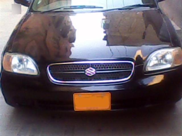 2005 pakistan Suzuki Baleno Used Cars in Karachi  Mitula Cars