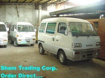 Suzuki carry nissan march minicab ofw cars