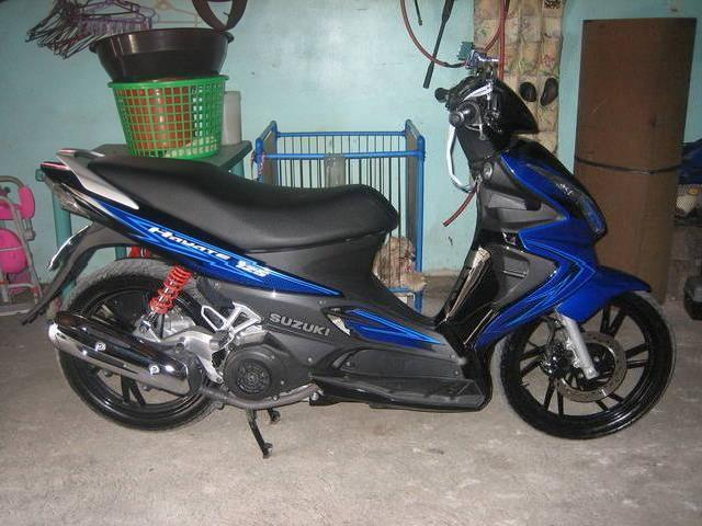 Suzuki Hayate 08model Save Ka Ng 15thou Na