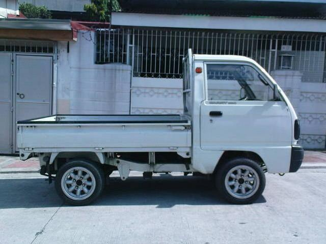 Suzuki multicab pick up 4x4