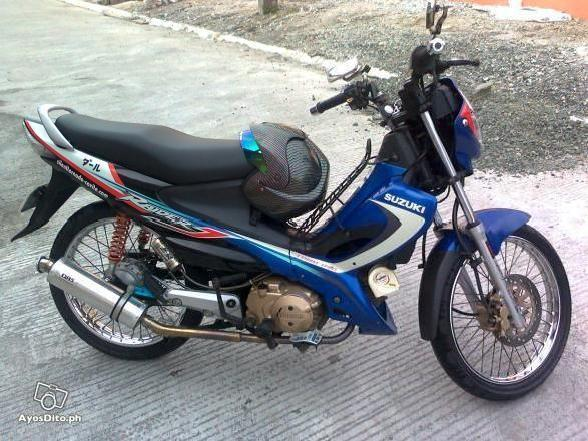 Suzuki Raider J 110cc 2007 Swap To Car Plus Cash Ako