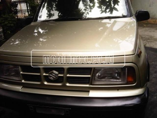 Suzuki sidekick drag one