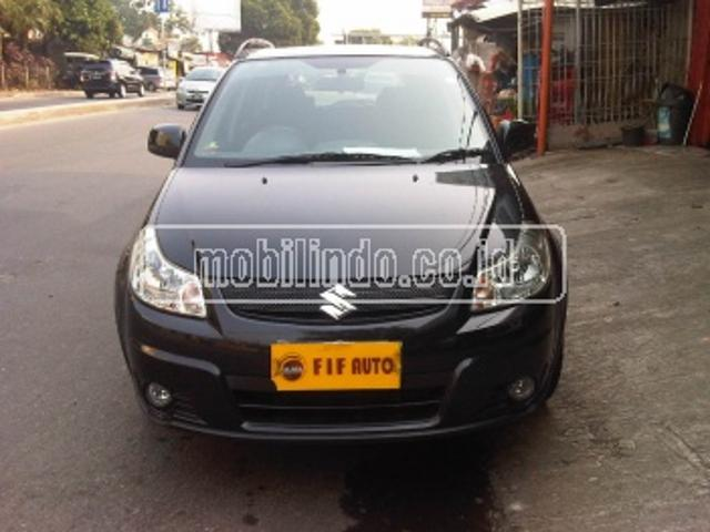 Suzuki sx4 x over at