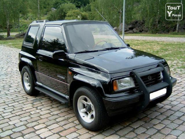 suzuki vitara 1992 mitula voiture. Black Bedroom Furniture Sets. Home Design Ideas