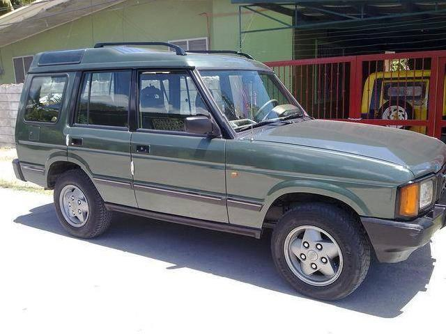 Swap 93 Land Rover For Double Cab Pickup
