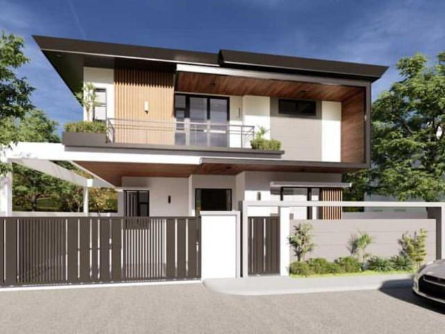 Tahanan Village | Brand New Five Bedroom 5br House & Lot For Sale In Parañaque City