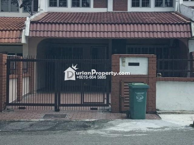 Taman Oug, Old Klang Road Terrace House For Rent