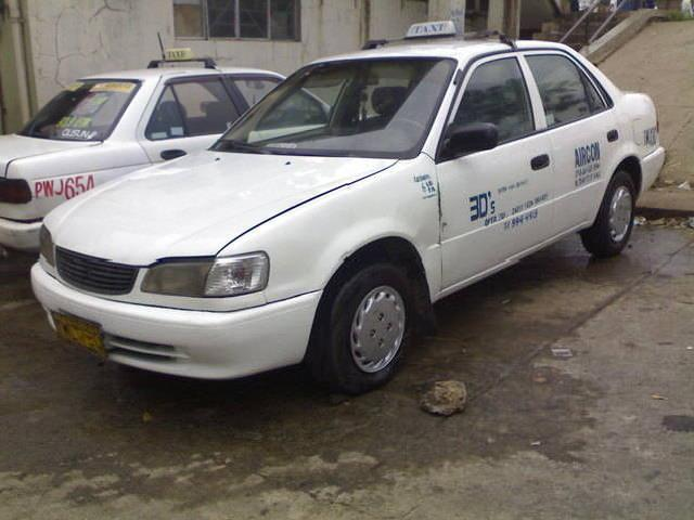 Taxi For Sale! 2002 Mdl Toyota Corolla Love Life Body With Line Up To 2013