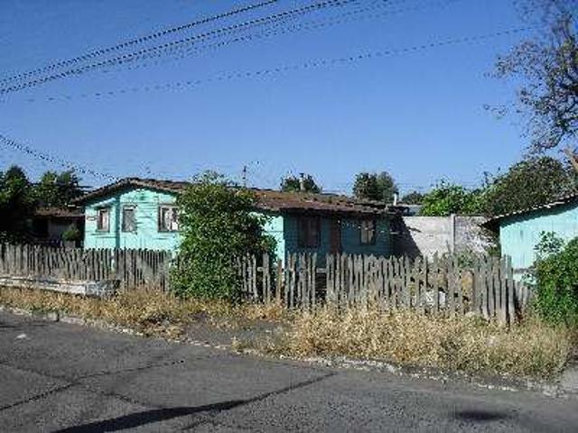 Temuco, Pueblo Nuevo, Casa De Esquina