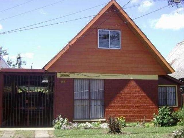 Temuco Vendo Casa