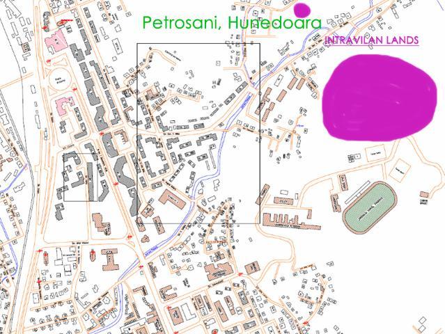 Teren Necontstruit, Petrosani, Hunedoara, România