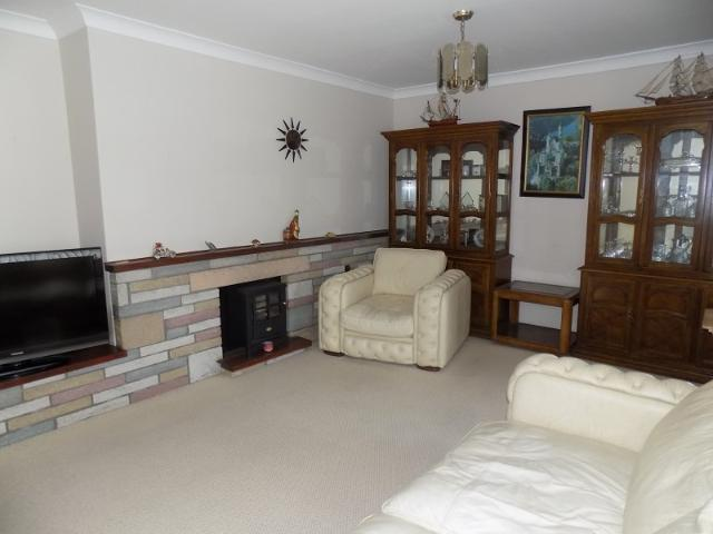 Terraced 2 Bedroom Bungalow For Sale In Margaret Close, Briton Ferry, Neath, Port Talbot. ...