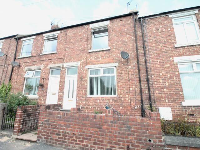 Terraced 2 Bedroom House For Sale In Copeland Road, West Auckland, County Durham On Boomin