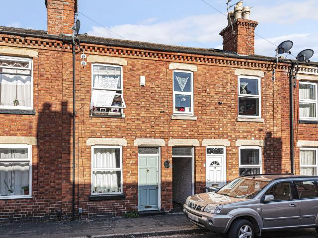 Terraced 2 Bedroom House For Sale In Sidney Street, Grantham, Ng31 On Boomin