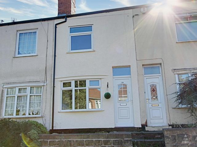 Terraced 2 Bedroom House To Rent In Leeming Lane South, Mansfield Woodhouse, Mansfield On ...