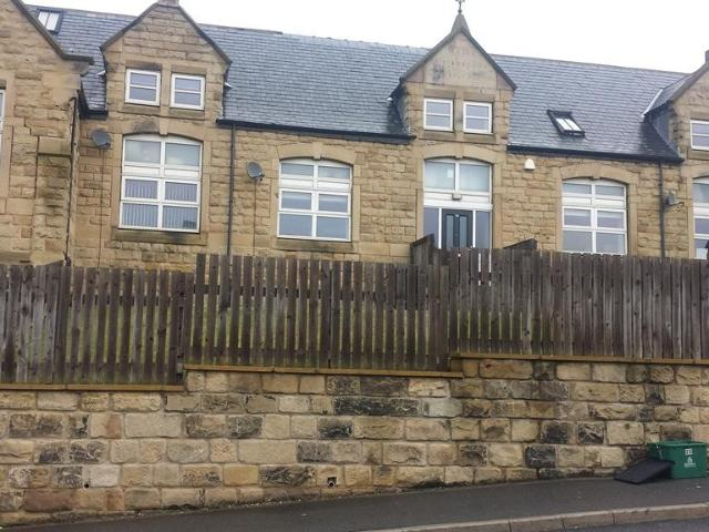 Terraced 2 Bedroom House To Rent In Old School House, West View Road, Mexborough, S64 9be ...