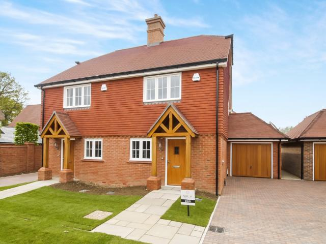 Terraced 2 Bedroom House To Rent In Sycamore Rise, Barns Green, Rh13 On Boomin
