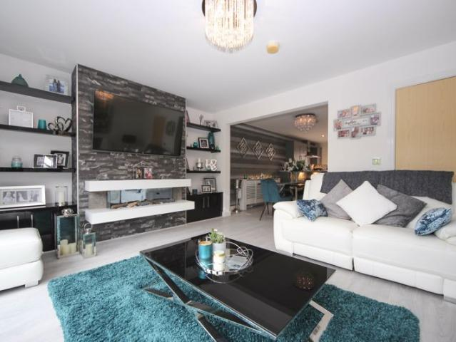 Terraced 4 Bedroom House For Sale In Gardinar Close, Standish, Wigan On Boomin
