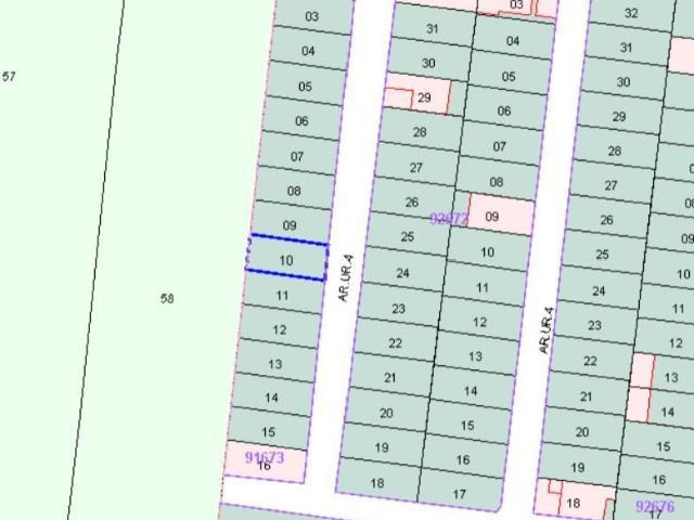 Terreno Residencial En Venta En Almargen. Terreno Residencial. Terrenos Residenciales Alma...